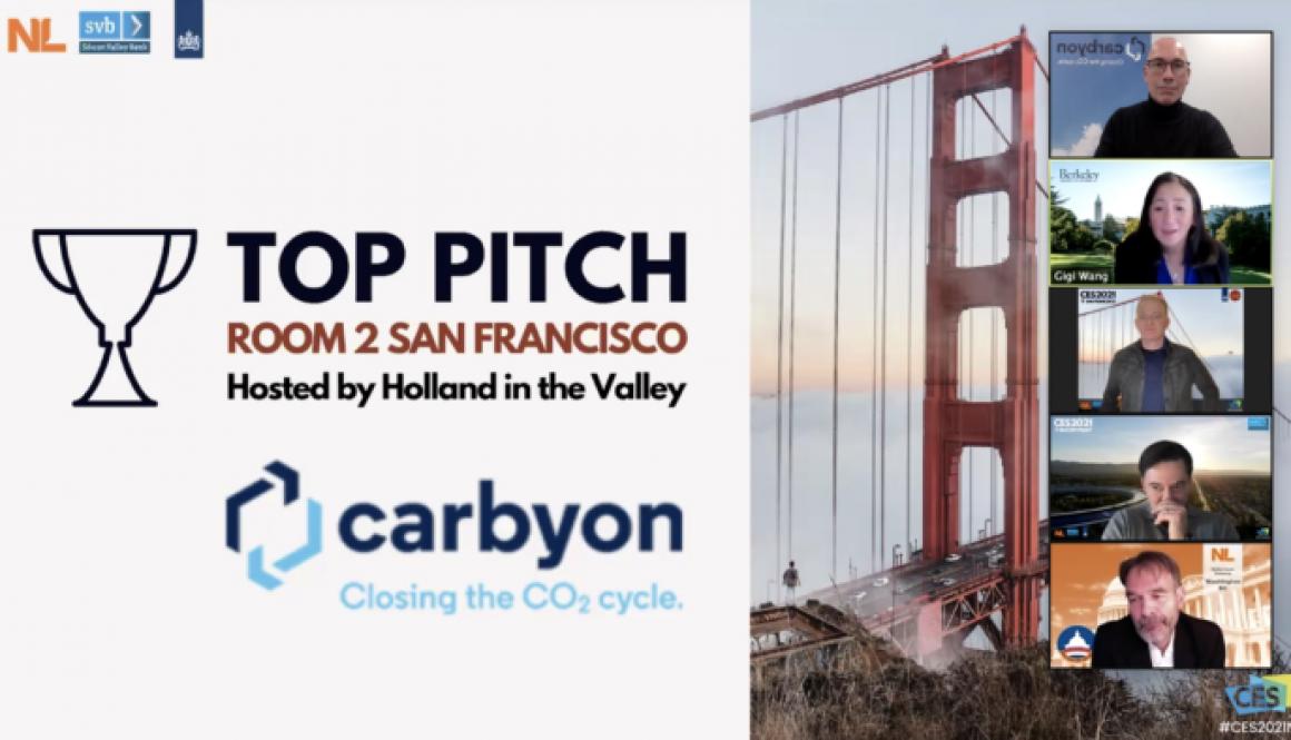 top pitch carbyon ces2021